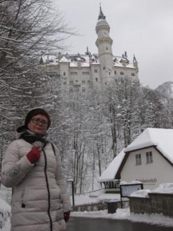 Фото из тура Европейская прогулка!Краков, Мюнхен, замок Нойшванштайн и Вена!, 25 января 2015 от туриста Tan