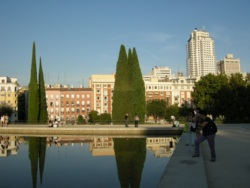 Фото из тура Два полюса страсти!Париж ! Мадрид ! Барселона + Венеция !, 08 октября 2011 от туриста LediGala