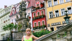Фото из тура Пражский РомансПрага, Чешский Крумлов, Карловы Вары + Вена, 09 августа 2008 от туриста Горяинова Светлана