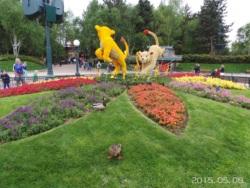 Фото из тура Рюкзачок приключений в парках развлеченийЭфтелинг , Диснейленд, Астерикс, Европа Парк, 03 мая 2015 от туриста Ирина