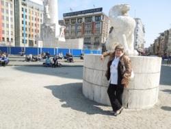 Фото из тура Париж, цветы... и Комплименты!Амстердам, Брюссель, Париж, Люксембург, Кельн, 22 апреля 2013 от туриста Maдам