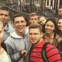 Фото из тура Цветочные королевства! Амстердам, Гамбург и Бремен!, 12 июля 2015 от туриста Полина Чернякова