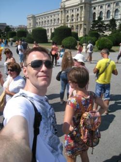 Фото из тура Венгерский чардаш! Вена и Будапешт, 07 августа 2015 от туриста Andre