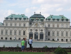 Фото из тура Венгерский чардаш! Вена и Будапешт, 21 августа 2015 от туриста lidysiki