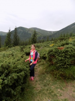 Фото из тура А над Говерлой - облака!, 27 июля 2015 от туриста MargaritaGor