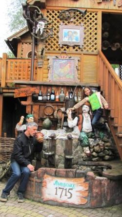 Фото из тура «Карпатский тандем» …или отпуск для активных, 05 сентября 2015 от туриста tantey