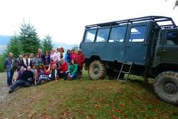 Фото из тура «Карпатский тандем» …или отпуск для активных, 19 сентября 2015 от туриста Люда