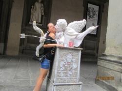 Фото из тура Я в восторге!!! Это... Рим!Рим + Флоренция, Пиза Верона/Генуя и Венеция!, 14 сентября 2015 от туриста irisha
