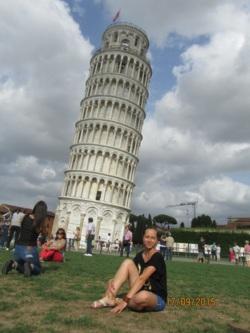 Фото из тура Я в восторге!!! Это... Рим!Рим + Флоренция, Пиза Генуя и Венеция!, 14 сентября 2015 от туриста irisha