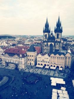 Фото из тура Пражские выходныеПрага, Дрезден, Карловы Вары + Краков, 08 октября 2015 от туриста Лінка