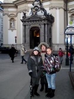 Фото из тура Подари мне, подари…Егер, Вена и Будапешт!, 04 января 2012 от туриста Helen