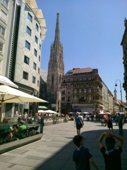 Фото из тура Любимый дует Чехия+ВенгрияПрага, Вена, Дрезден + Будапешт, 28 марта 2015 от туриста Виктория