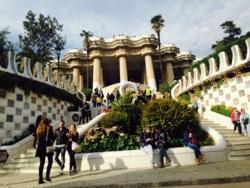 Фото из тура Барселона – южная королеваНицца, Монако, Венеция, Верона, 28 ноября 2015 от туриста Karina2507