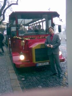 Фото из тура Она… СловакияБратислава, Попрад, Ясна + Вена, Будапешт и Мишкольц Тапольце!, 22 декабря 2015 от туриста Анатолий