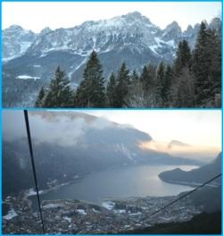 Фото из тура Мое зимнее приключение в Италии, 03 января 2016 от туриста ОляЛя