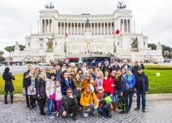 Фото из тура Скажем «чииииз» в Италии: Венеция + Флоренция + Рим + Болонья, 13 февраля 2016 от туриста Мария