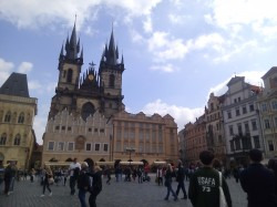Фото из тура Пражская конфеткаПрага, Карловы Вары, Замок Штейнберг + Дрезден, 09 апреля 2016 от туриста Liliya
