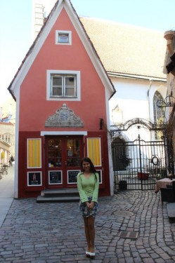 Фото из тура Балтийское путешествие. Вильнюс, Рига, Таллин + Хельсинки!, 30 апреля 2015 от туриста MaryN