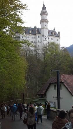 """Фото из тура Альпийское три """"о""""Мюнхен, замок Нойшванштайн, Цюрих и Вена!, 30 апреля 2016 от туриста lidija"""