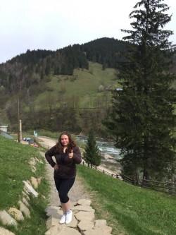 Фото из тура «Карпатский тандем» …или отпуск для активных, 27 апреля 2016 от туриста Юлия