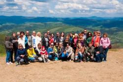 Фото из тура Свежесть родников Закарпатья, 07 мая 2016 от туриста Nataly