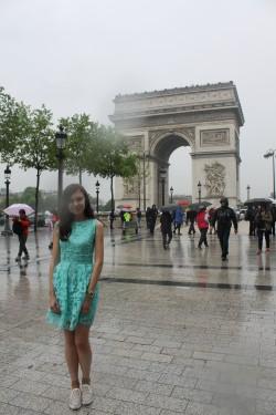 Фото из тура Мечтая о нем: Амстердам + Брюссель + Париж!, 07 мая 2016 от туриста Вікторія