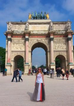 Фото из тура Мечты сбываются или 5 дней в Париже Je t'aime mon cher Paris, 05 июня 2016 от туриста Татьяна