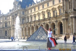 Фото из тура Все, о чем мечтаю - о Париже!!! Je t'aime mon cher Paris!, 05 июня 2016 от туриста Татьяна