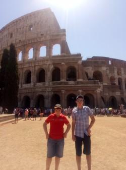 Фото из тура Я в восторге!!! Это... Рим!Рим + Флоренция, Пиза Генуя и Венеция!, 17 июля 2016 от туриста Юлия