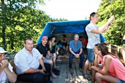 Фото из тура «Карпатский тандем» …или отпуск для активных, 09 июля 2016 от туриста Alex