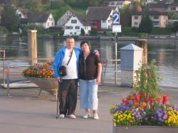 Фото из тура Ее зовут ШвейцарияЦюрих, Зальцбург, Замок Нойшвайштайн, Мюнхен, 02 мая 2013 от туриста Nina