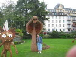 Фото из тура Ее зовут ШвейцарияЦюрих, Зальцбург, Инсбрук, Замок Нойшвайштайн, 02 мая 2013 от туриста Nina