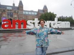 """Фото из тура Встретимся в Амстердаме + парк """"Кекенхоф""""!!!, 01 августа 2016 от туриста Елена"""
