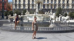 Фото из тура Рим прекрасный всегда!Флоренция, Неаполь и Венеция!, 14 августа 2016 от туриста Annja
