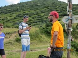 Фото из тура Карпатских гор перезвон, 01 августа 2016 от туриста КостяТурист