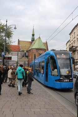 Фото из тура Столичный уикенд: Варшава, Берлин, Дрезден, Прага, Краков!, 05 октября 2016 от туриста Ева