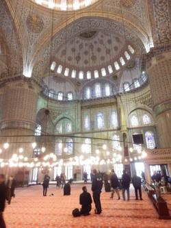 Фото из тура Загадочный Истанбул, 27 ноября 2016 от туриста Світлана