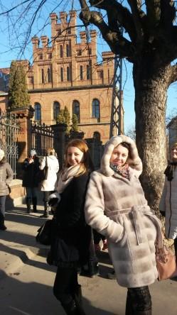 Фото из тура Радуга Карпат! Выезд из Киева, 30 декабря 2016 от туриста Liya Letta