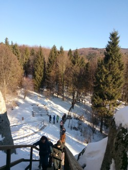 Фото из тура Закарпатье рецепт бодрости... СПА & Релакс, 31 декабря 2016 от туриста NataliaNika