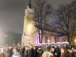 Фото из тура Страна Санта Клауса Лапландское приключениеВыезд из Киева, 30 декабря 2016 от туриста Peka