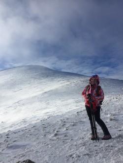 Фото из тура А над Говерлой зимние облака!, 16 января 2017 от туриста Marinella