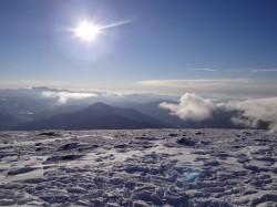 Фото из тура А над Говерлой зимние облака!, 16 января 2017 от туриста AS