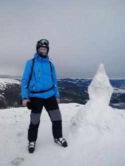Фото из тура Неделька снежного драйва, 16 января 2017 от туриста victoriakisel