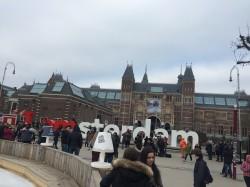Фото из тура Мечтая о нем: Амстердам, Брюссель, Париж, Прага и Берлин!, 29 января 2017 от туриста Мария