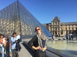 Фото из тура Два счастливых смайлика: Париж и Рим + Лазурный берег!, 01 октября 2016 от туриста Olya