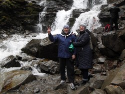 Фото из тура Свежесть родников Закарпатья, 11 апреля 2017 от туриста Сана