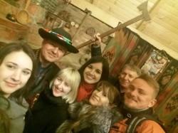Фото из тура Радуга Карпат! Выезд из Киева, 13 апреля 2017 от туриста Юлиана