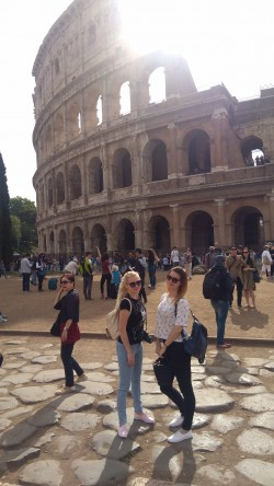 Фото из тура Только Рим достоин Парижа, 30 апреля 2017 от туриста Наталка