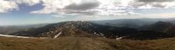 Фото из тура А над Говерлой - облака!, 21 мая 2017 от туриста Vika