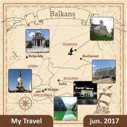 Фото из тура В объятиях Балкан!Белград, Скопье, София и Бухарест..., 23 июня 2017 от туриста flexsear